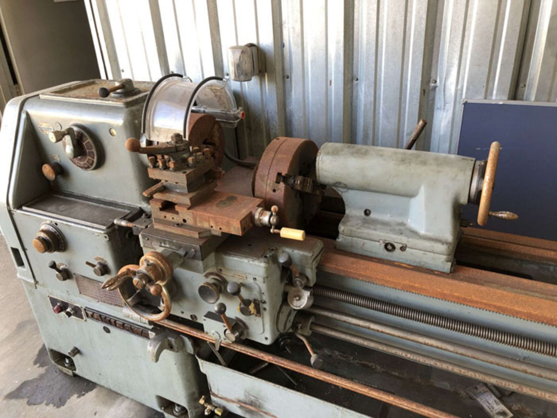 "Lot 19A - Takisawa Engine Lathe | 18"" x 60"", Mdl: TAL-1500, S/N: AX97145, Located In: Painesville, OH -"