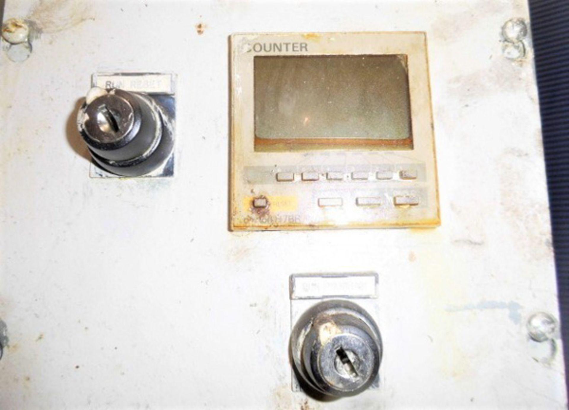 "Lot 12 - Stroke Colonial VBS-10-36 Vertical Hydraulic Broaching Machine | 10-Ton x 36"" , Mdl: PB10-36 , S/"