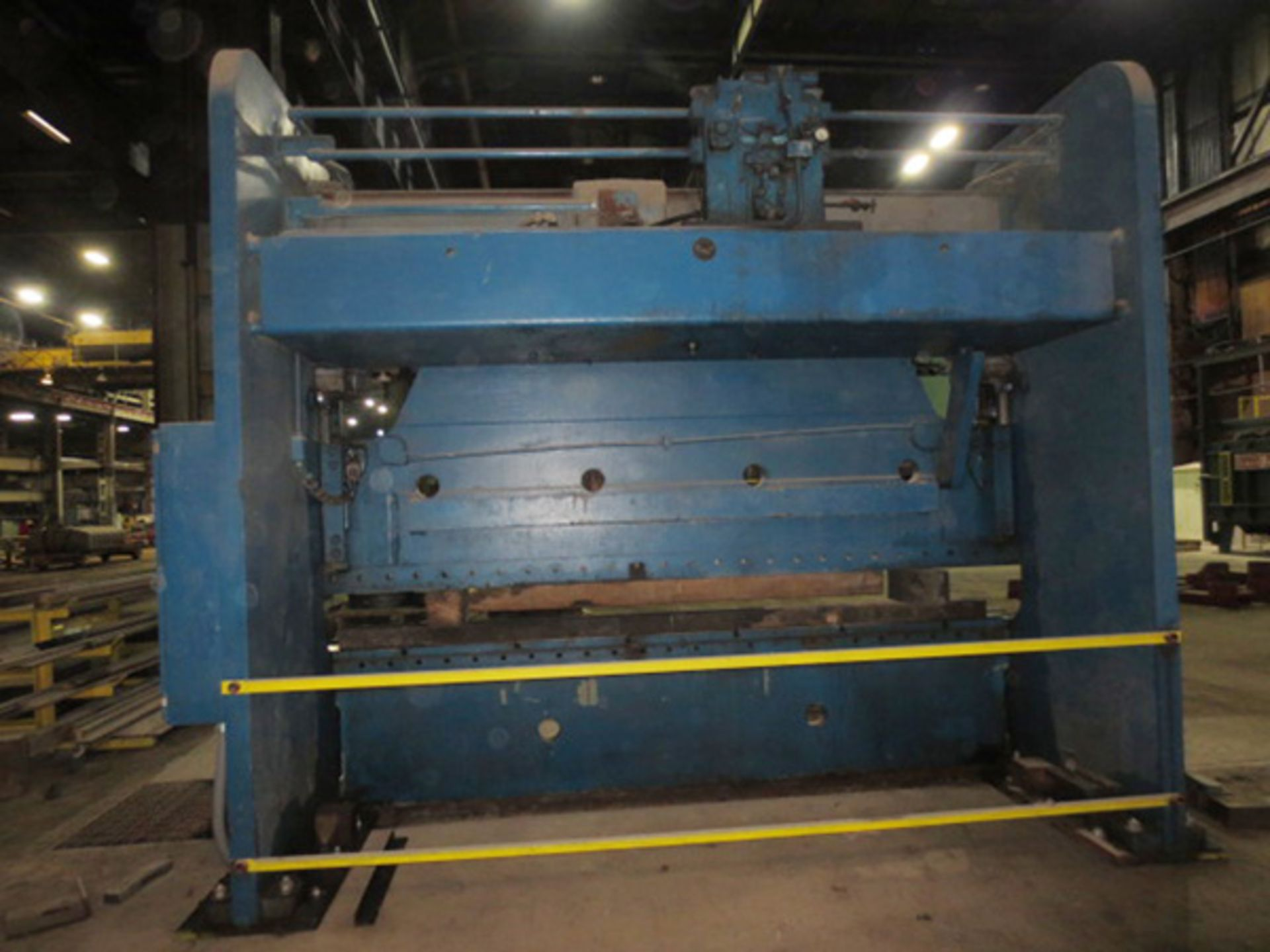 Lot 35B - Cincinnati Hydraulic Press Brake | 400-Ton x 16', Mdl: 400H x 12, S/N: 36959, Located In:
