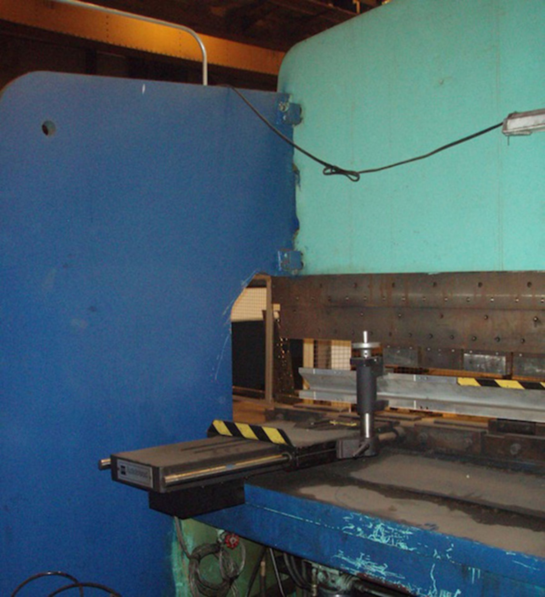 "Lot 36 - 1974 Amada Promecam CNC Hydraulic Press Brake | 200-Ton x 13' 3"", Mdl: RG204, S/N: 330200401A9 -"