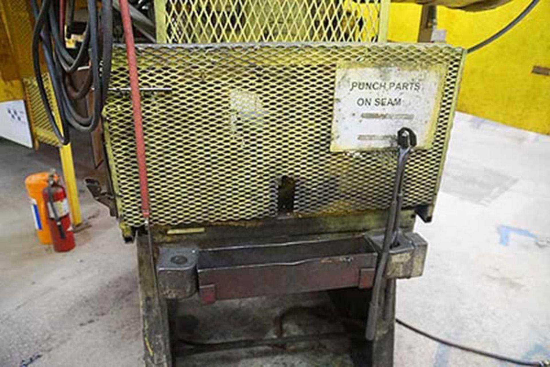 "Lot 28 - Federal OBI Punch Press | 46-Ton x 33"" x 21"", Mdl: #44, S/N: 44-469 - 6719P"