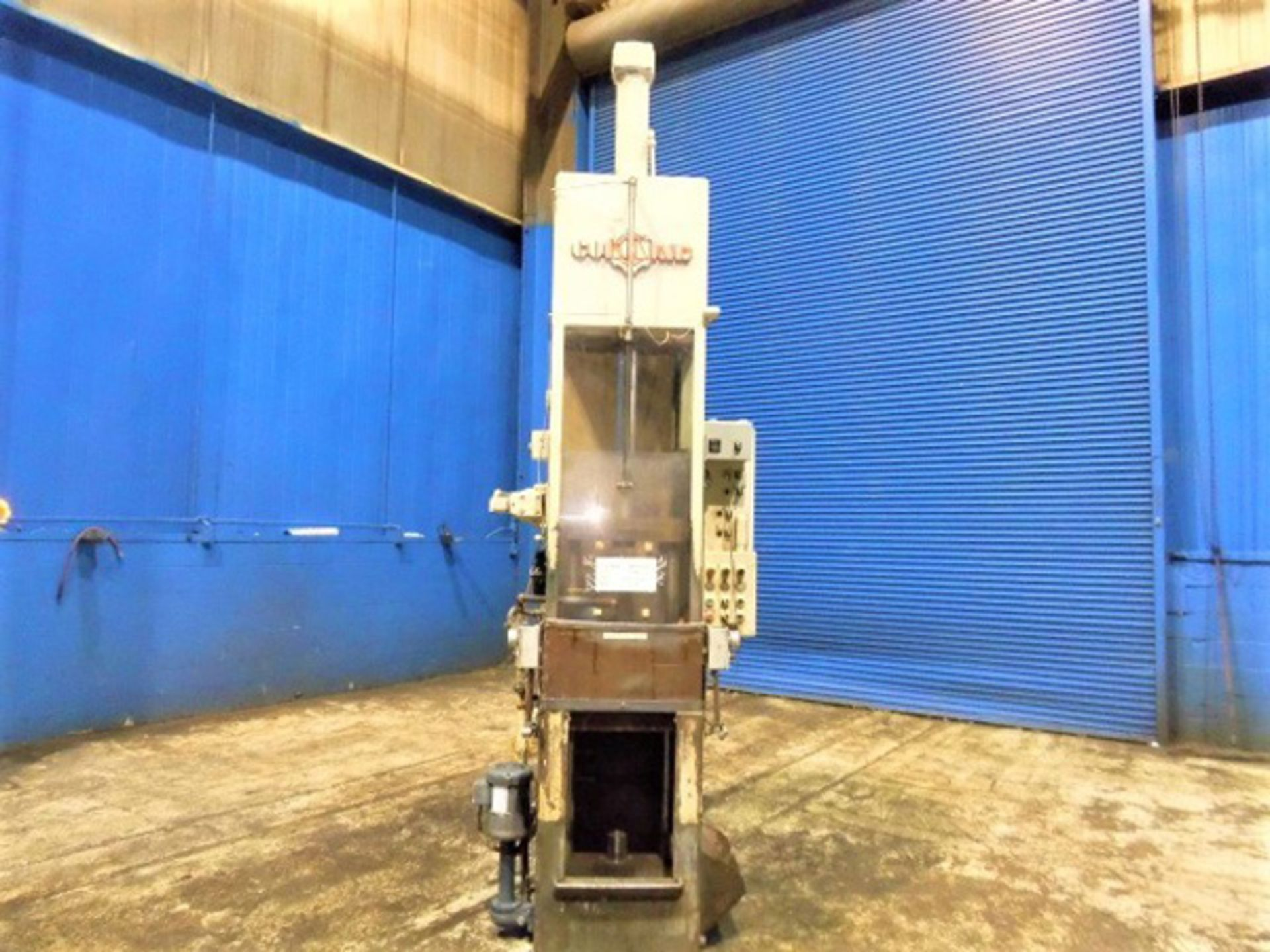 "Lot 11 - Stroke Colonial VBS-10-36 Vertical Hydraulic Broaching Machine | 10-Ton x 36"" , Mdl: VBS-10-36, S/N:"