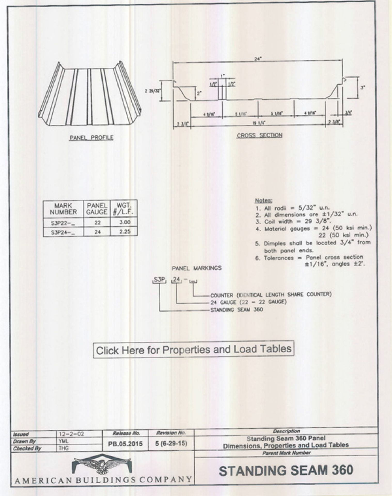"""Lot 46 - 1995 Bradbury Rafted Side By Side Standing Seam Panel Rollformer   17 Stands x 44"""" RS x 3.5"""""""