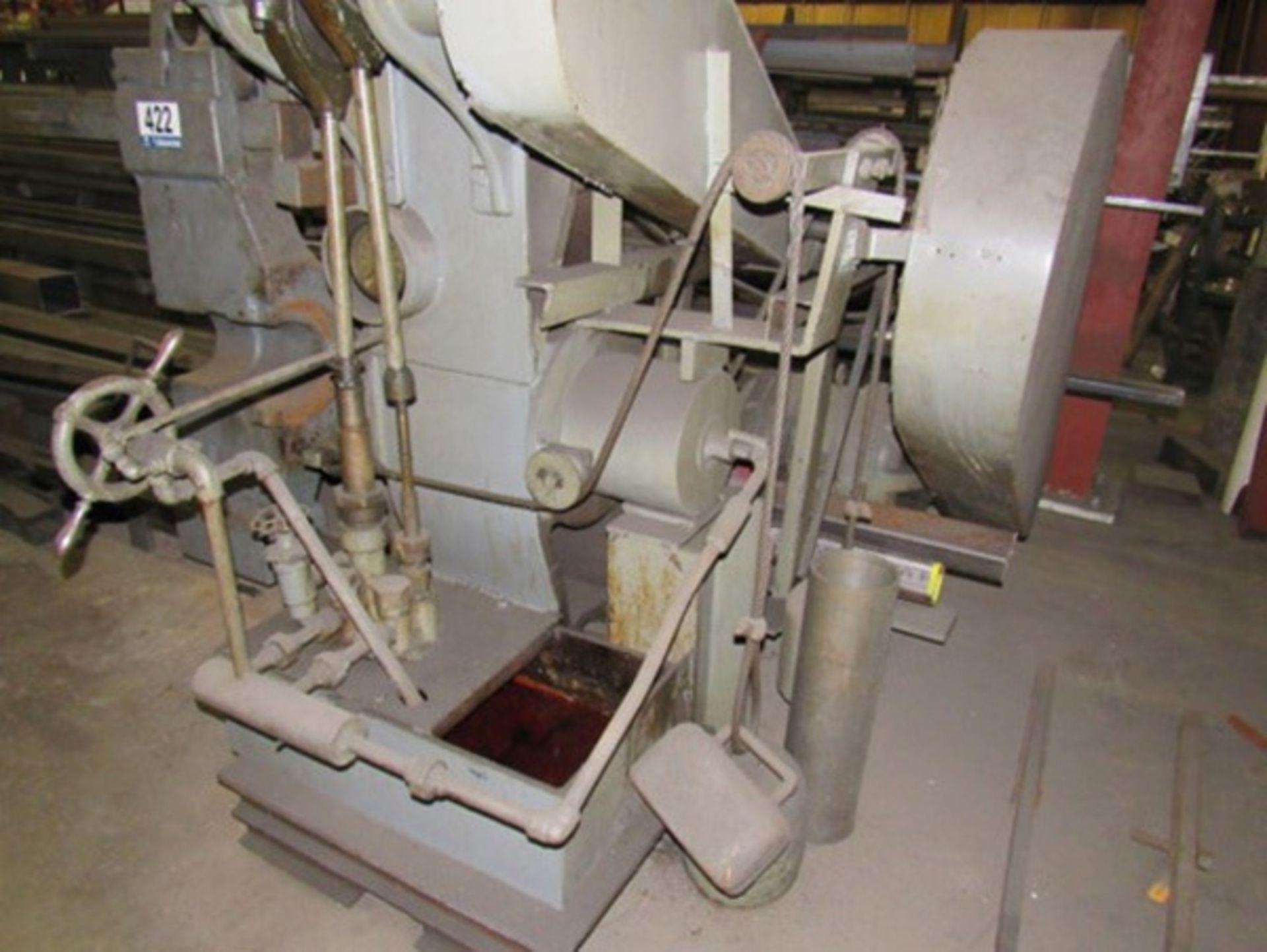 "Rogers Hydraulic Wheel Press | 100-Ton x 120"", Mdl: 2877, S/N: N/A - 8097P - Image 4 of 7"