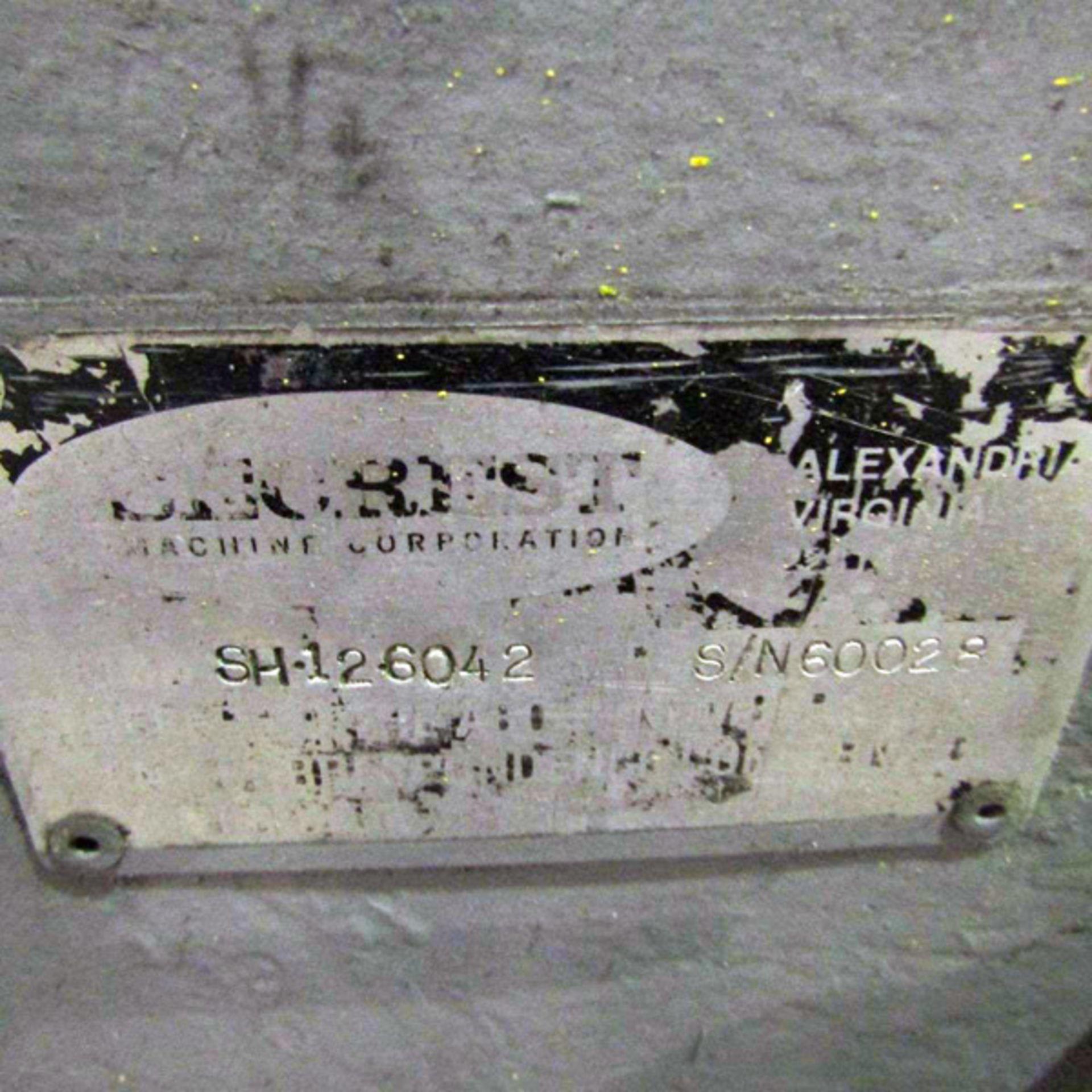 "Lot 41 - Seacrest Cut To Length Line | 30,000 Lb. x 60"" x 12 Ga., Mdl: CR.H.3048S, S/N: 60040 - 8422JVP"