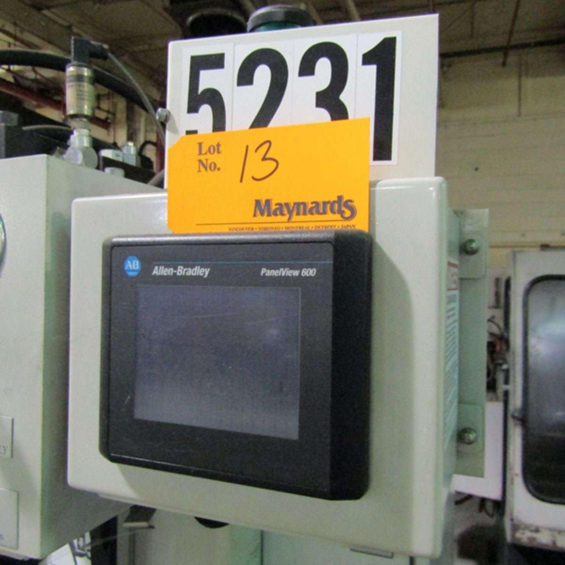 2008 Neff D7-5M C Hydraulic C Frame Press | 7-Ton, Mdl: D7-5M, S/N: 12335 - 8141P - Image 4 of 4