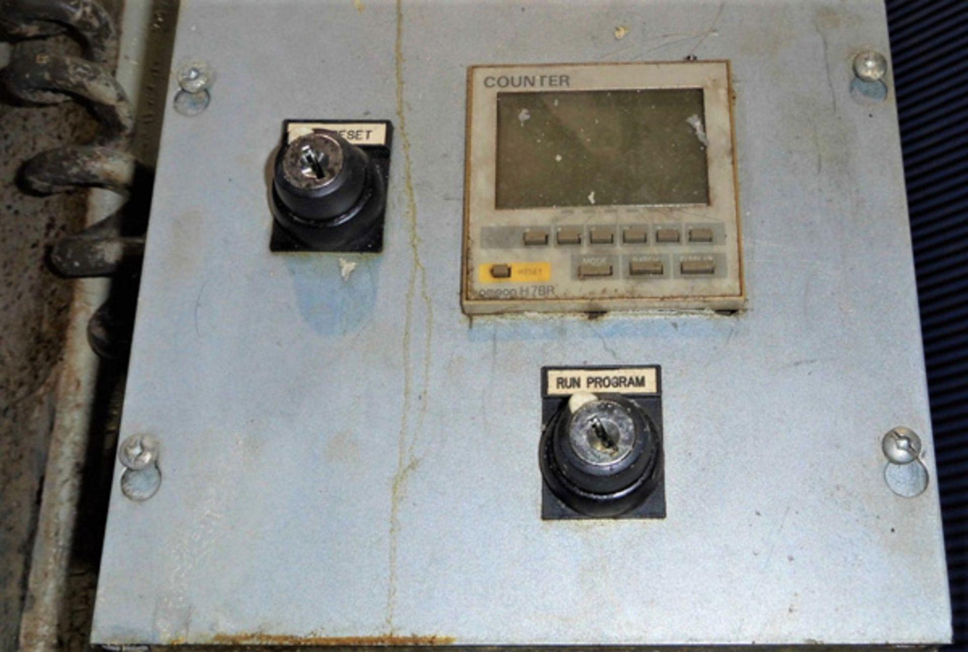 "Lot 13 - Stroke Colonial PB-6-36 Vertical Hydraulic Broaching Machine | 6-Ton x 36"" , Mdl: PB-6-36, S/N: 9-"