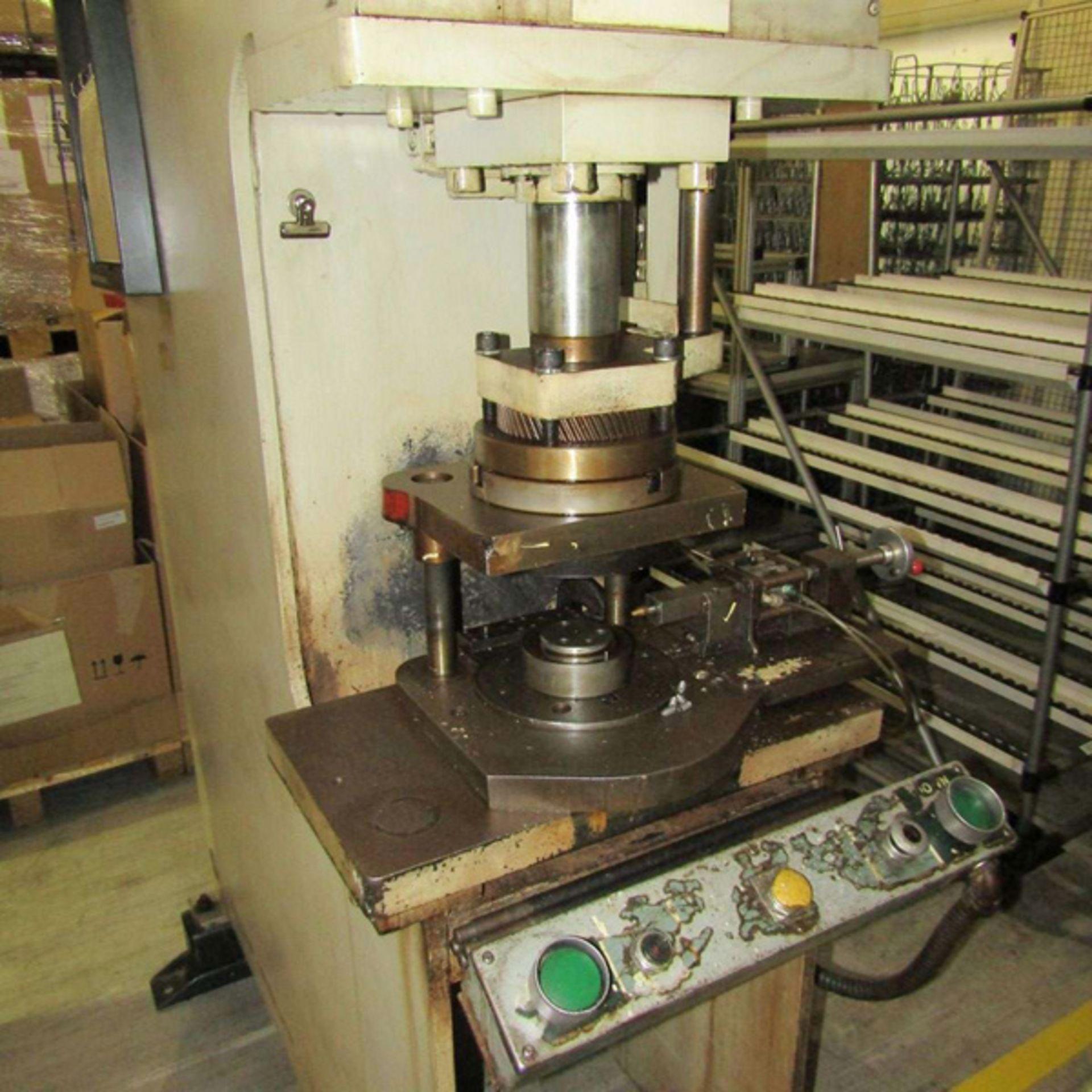 1998 Greenerd HCA-3012R Hydraulic C Frame Press | 30-Ton, Mdl: HCA-3012R, S/N: 98755 - 8142P - Image 2 of 2