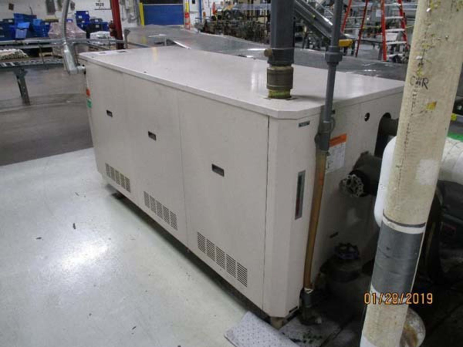 Lot 5 - AEC Refrigerated Water Chiller | 30-Ton, Mdl: PSW-30, S/N: 33G0314 - 8466P