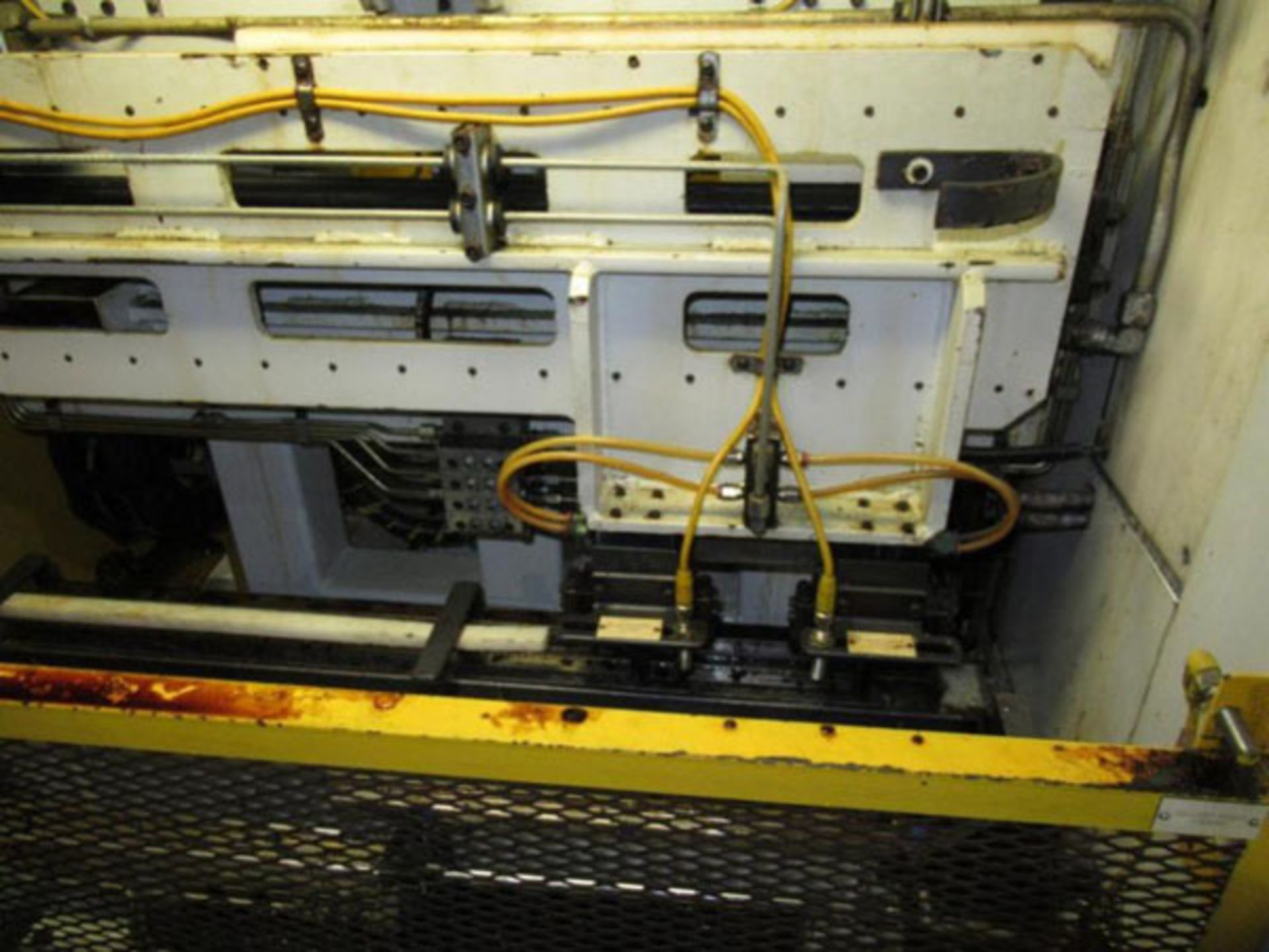 "Lot 9A - 2011 American CNC Vertical Broaching Machine | 15 Ton x 48"", Mdl: 15x48VTU, S/N: 104918 - 8783P"
