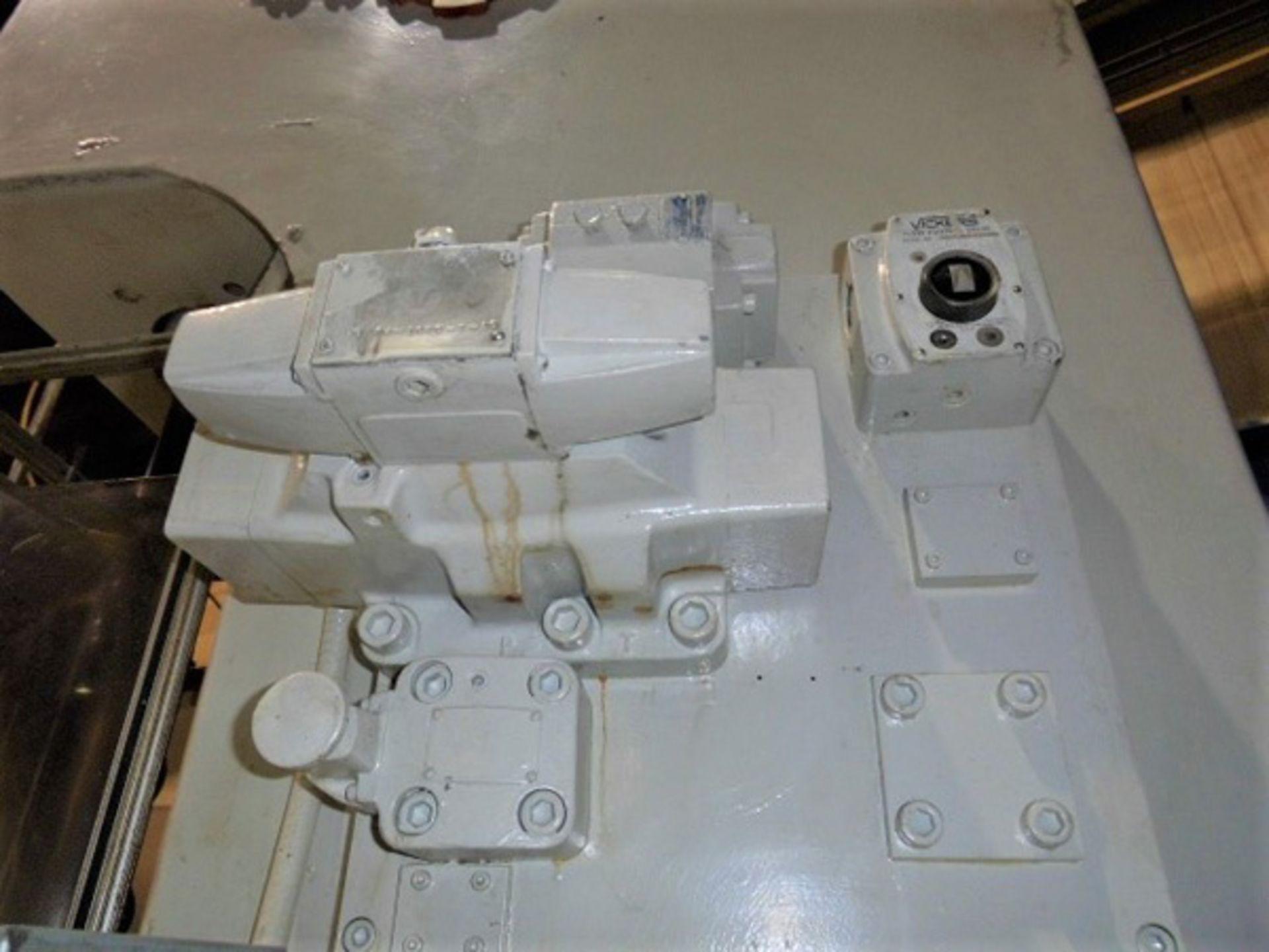 "Lot 10 - Stroke Colonial VBS-10-42 Vertical Hydraulic Broaching Machine | 10-Ton x 42"" , Mdl: VBS-10-42, S/N:"