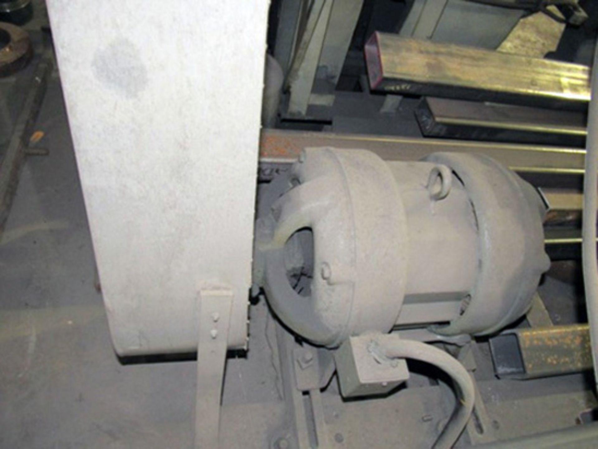 "Rogers Hydraulic Wheel Press | 100-Ton x 120"", Mdl: 2877, S/N: N/A - 8097P - Image 7 of 7"