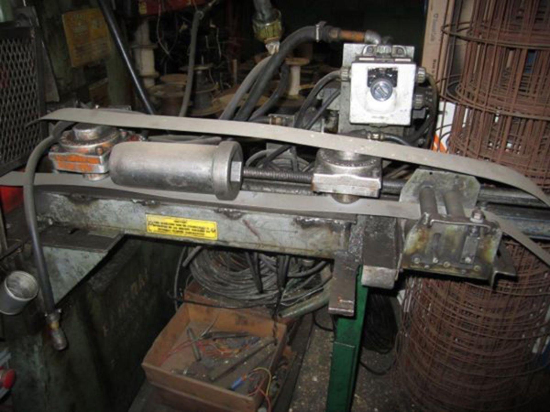 "Federal OBI Punch Press   60-Ton x 29 1/2"" x 18 1/2"", Mdl: F-5, S/N: 125400 - 6397P - Image 5 of 6"