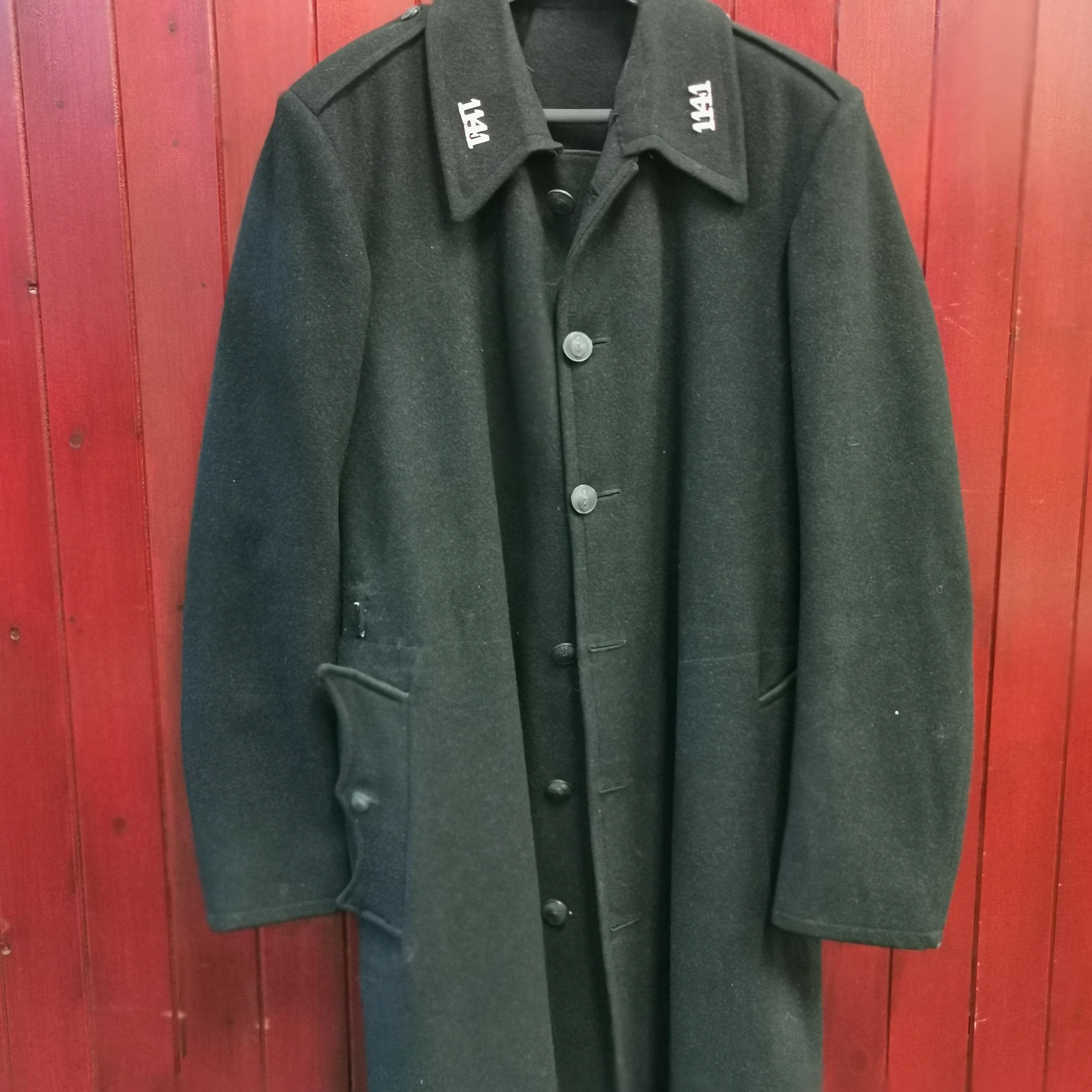 Lot 336 - RUC GREAT COAT
