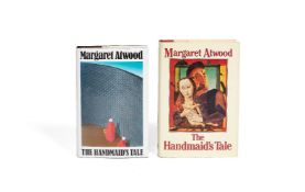 Ɵ Margaret Atwood, The Handmaid's Tale, first Canadian and English editions, signed by the author