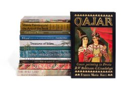 Ɵ Art and Reference Books relating to Middle Eastern and Persian Art & History