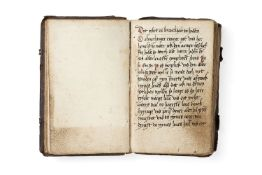 Ɵ Prayerbook, in Middle Low German, probably made for female monastic use, manuscript on paper