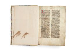 Ɵ Commentary on the New Testament (perhaps by a Ludolphus, evidently unrecorded)