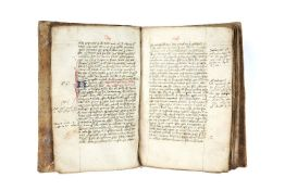 Ɵ Franciscan devotional compendium, in Latin with short Middle English marginalia