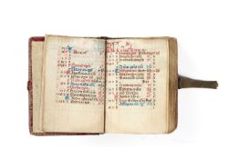 Ɵ Breviary, of Dominican Use, in Latin, illuminated manuscript on parchment