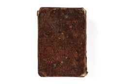 Ɵ Orthodox Breviary, in Arabic on Western paper, decorated manuscript on paper