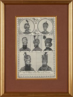 The Qajar and Pahlavi Shahs: An Important Private Collection