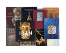Ɵ Persian Art and Antiquities, a large collection of reference books, in Farsi and English
