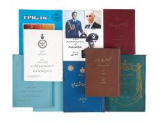 Ɵ Modern Iranian Political History, including a large collection of works