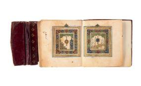 Ɵ A fine Dala'il al-Khayrat, in Arabic, illuminated manuscript on paper