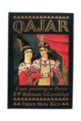Ɵ Qajar, Court Painting in Persia, by B. W. Robinson and Robert Ker Porter [Italy, 1990]