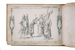 Ɵ Ahmed Djevad, Etat Militaire Ottoman… Album des Figures et des Dessins…