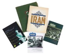 Ɵ A collection of works on modern Iranian history, in Farsi and English