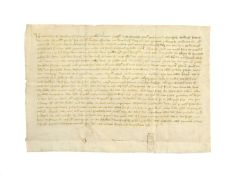 Record of the sale of properties by Michael Chlainsweindl (doubtless a Jew)