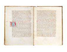 Ɵ The Barbarigo Orosius, containing the Historia Adversus Paganos Libri VII, in Latin