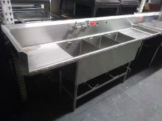 RESTAURANT EQUIPMENT FROM THE ARIA HOTEL & OTHER ENTITIES IN LAS VEGAS