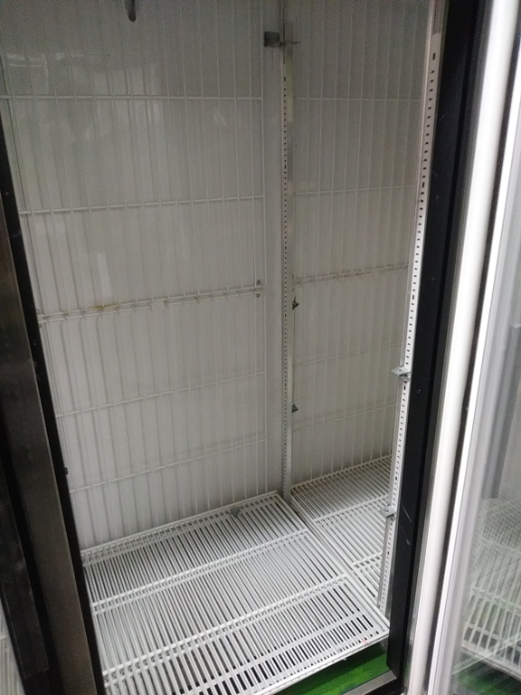 "Lot 385 - TRUE 3 DOOR REFRIGERATOR / FREEZER (GDM-72F) (78""L X 30""D X 79""H)"