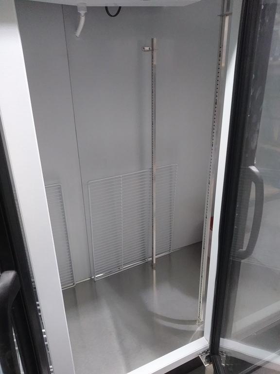 """Lot 355 - MASTER-BILT 3 DOOR REFRIGERATOR (MBGRP-74-HG) (78"""" L X 30"""" D X 80"""" H)"""