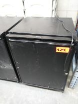 "Lot 429 - U-LINE MINI REFRIGERATOR W/ FREEZER (U-C02175FB-00) (23""W X 24""D X 34""H)"