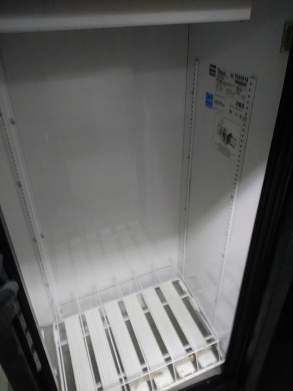 """Lot 426 - TRUE 2 DOOR BEVERAGE COOLER (GDM-41SL-60-LD) (47""""W X 21""""D X 60""""H)"""