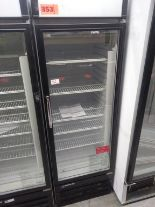 "Lot 353 - MASTER-BILT SINGLE DOOR REFRIGERATOR (BGR-14R) (24"" W X 24"" D X 74"" H)"