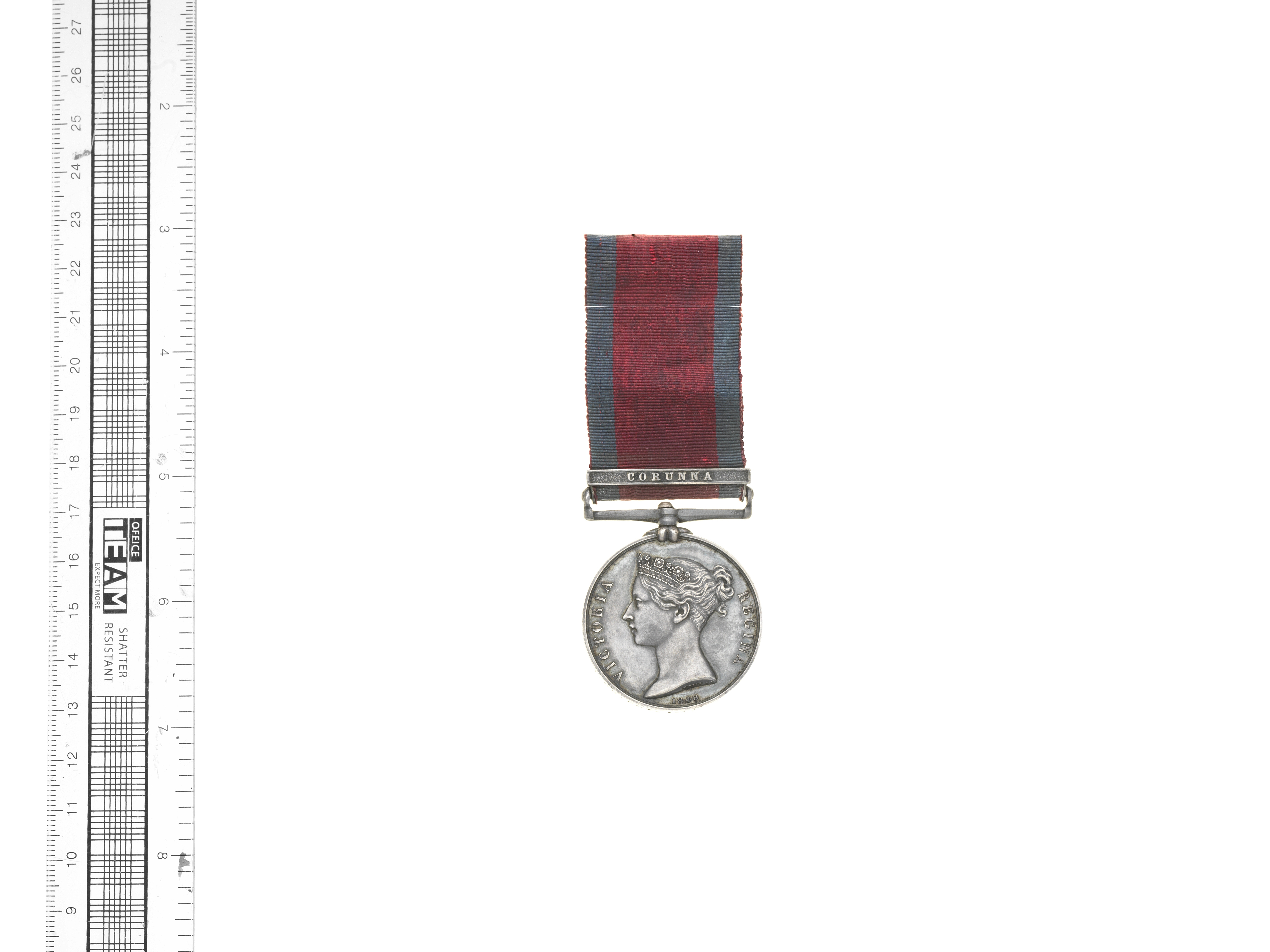 Lot 2 - Military General Service Medal 1793-1814,