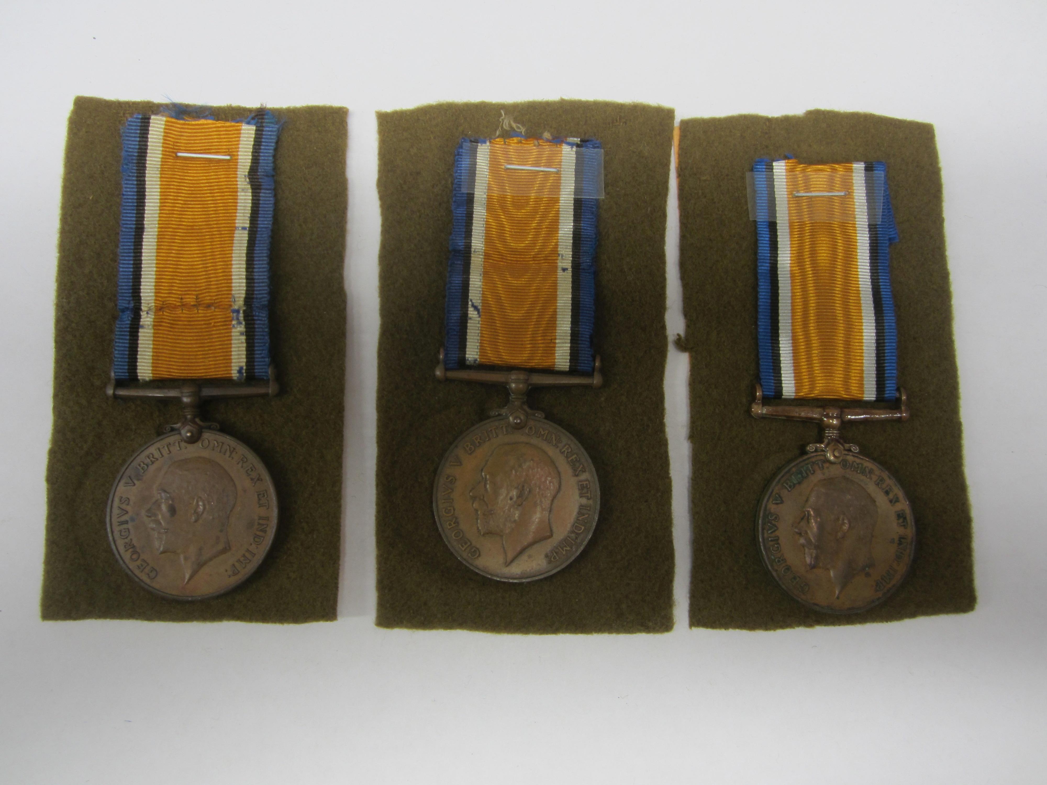 Lot 46 - British War Medals,