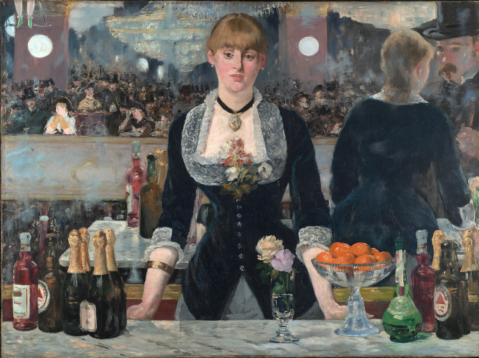 Lot 28 - Moïse Kisling (1891-1953) Buste 25 3/4 x 19 3/4 in (65.4 x 50.1 cm) (Painted in 1935)