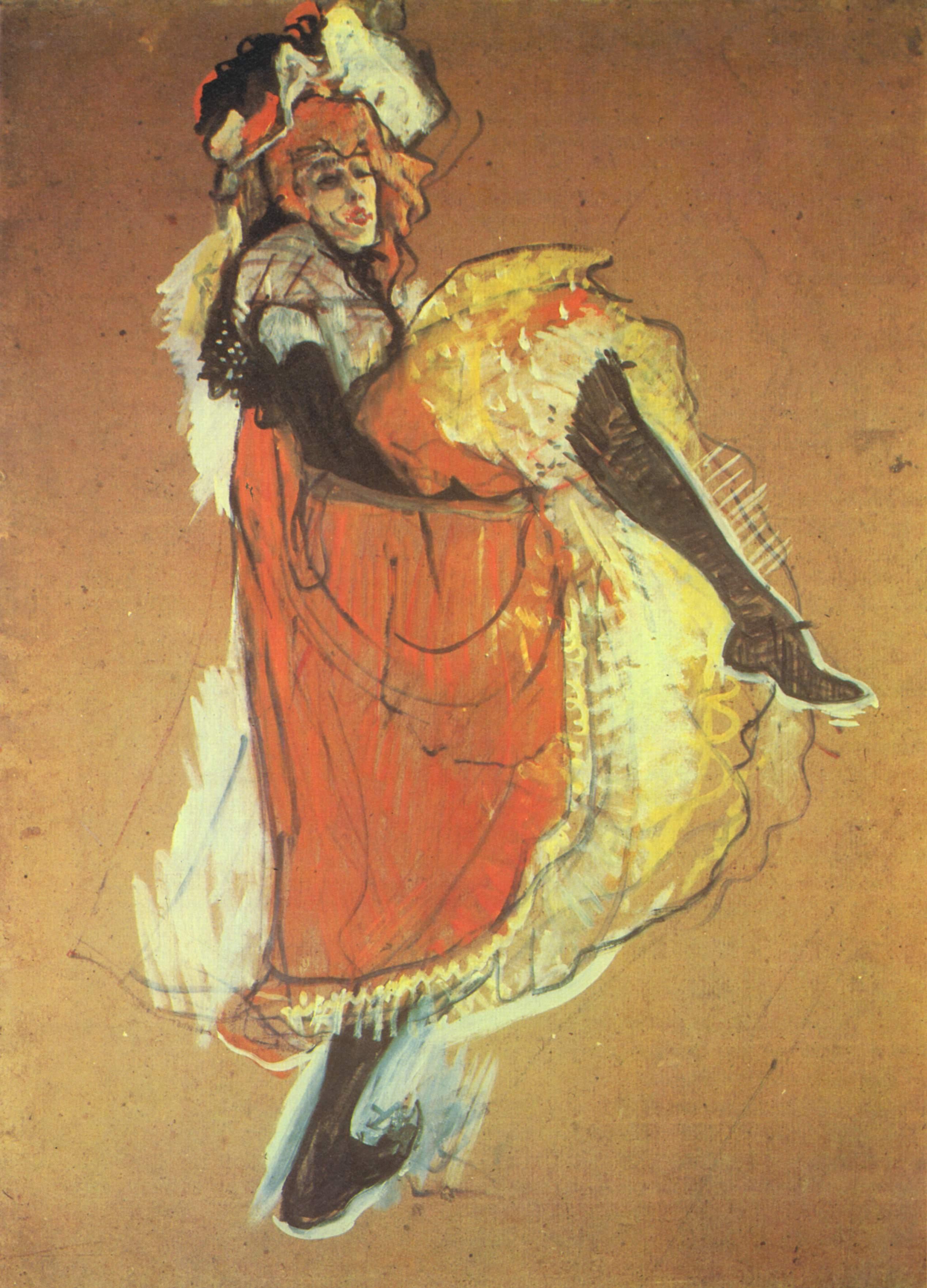 Lot 24 - OSKAR KOKOSCHKA (1886-1990) Frau mit schwarzen Strümpfen 26 3/4 x 19 5/8 in (67.9 x 49.8 cm)