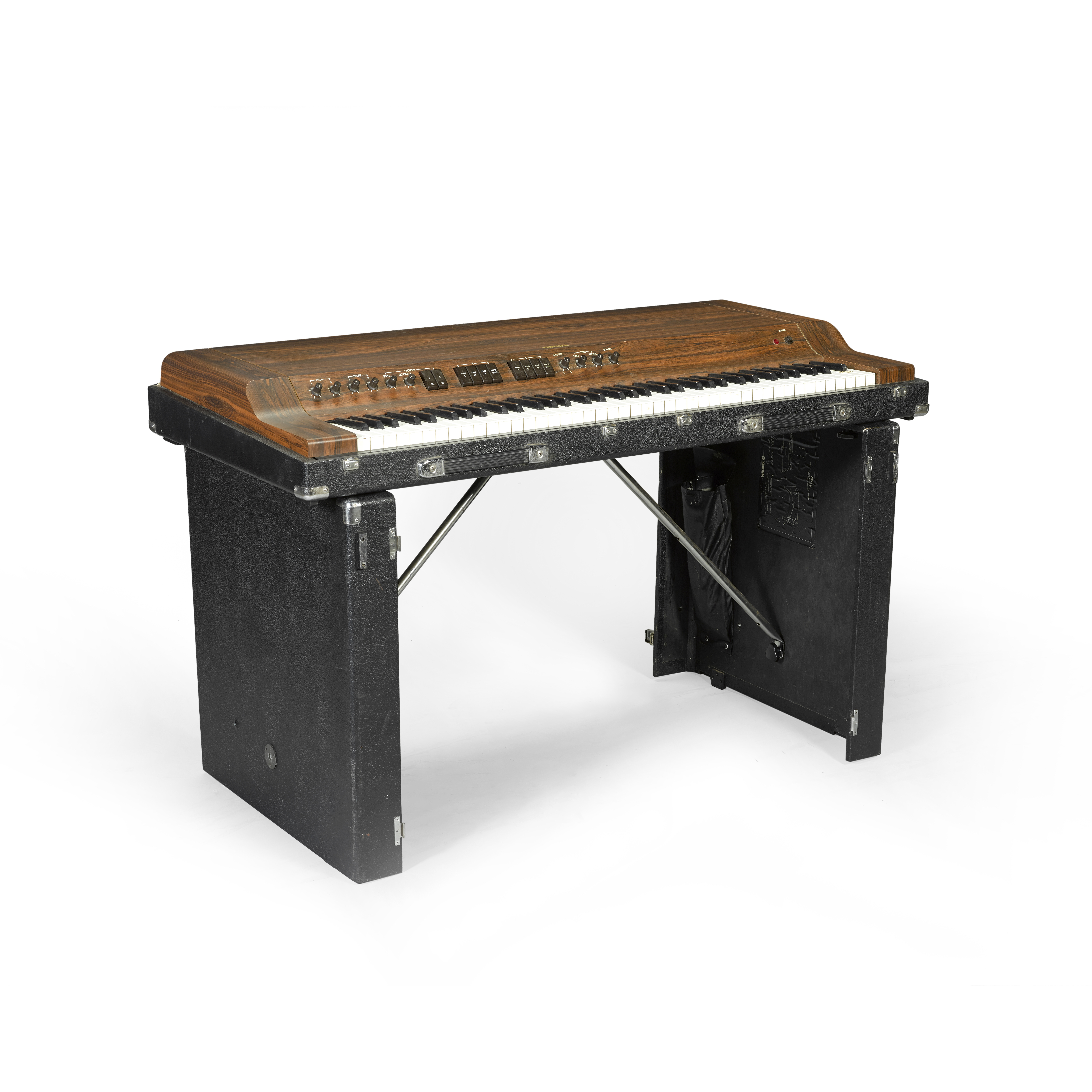 Lot 345 - A YAMAHA CP-30 ELECTRIC PIANO OWNED AND PLAYED BY JERRY GARCIA