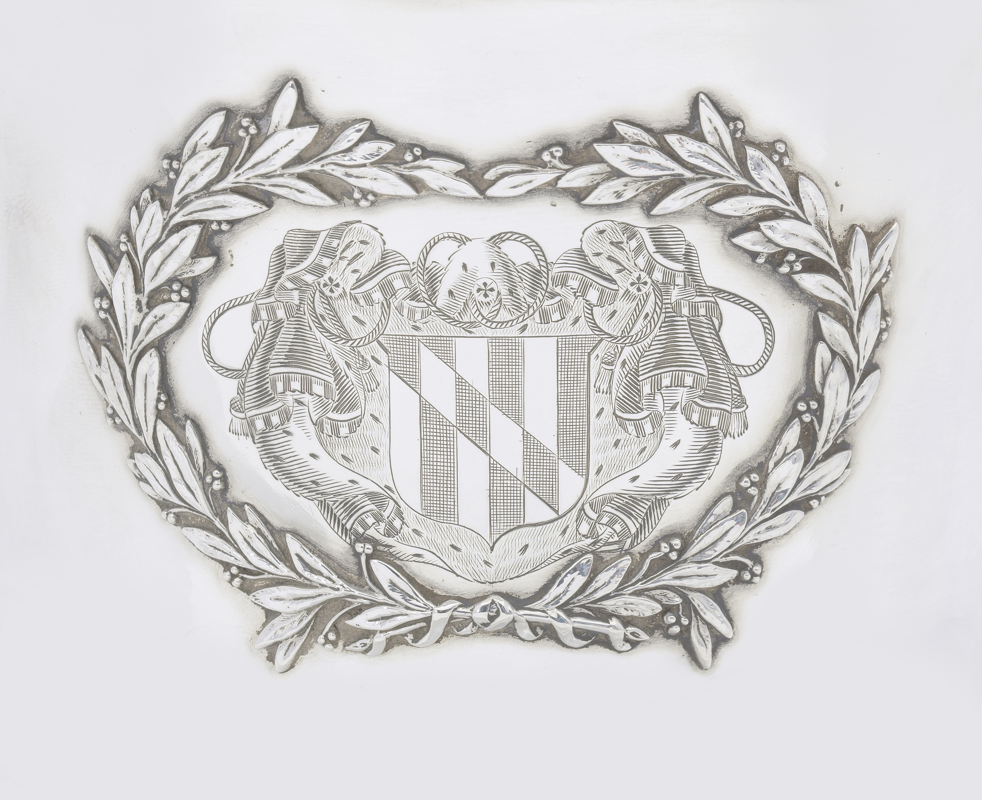 Lot 53 - A George III silver cup and cover Digby Scott & Benjamin Smith II, London 1806