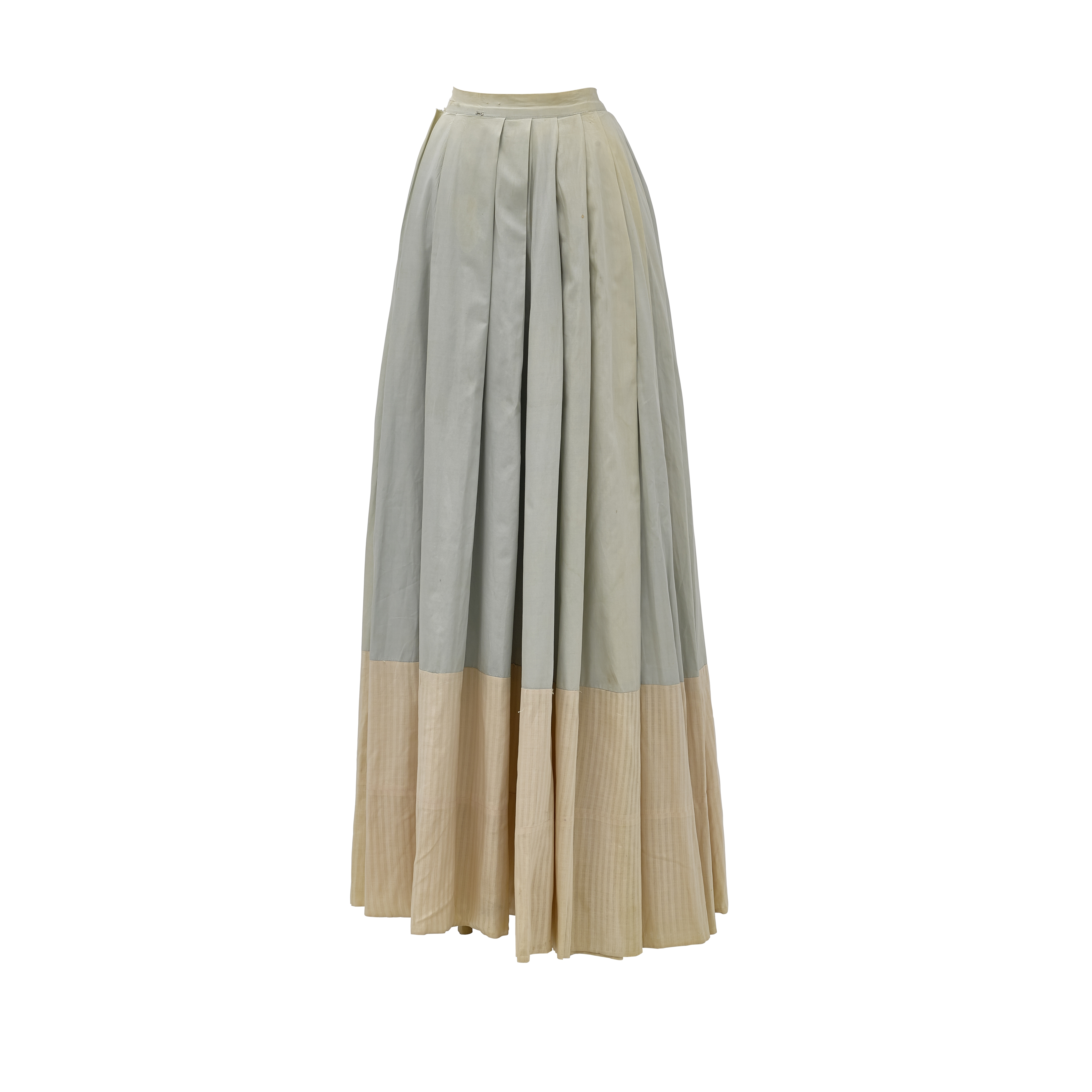 Lot 1051 - An Ann Rutherford skirt from Gone With the Wind