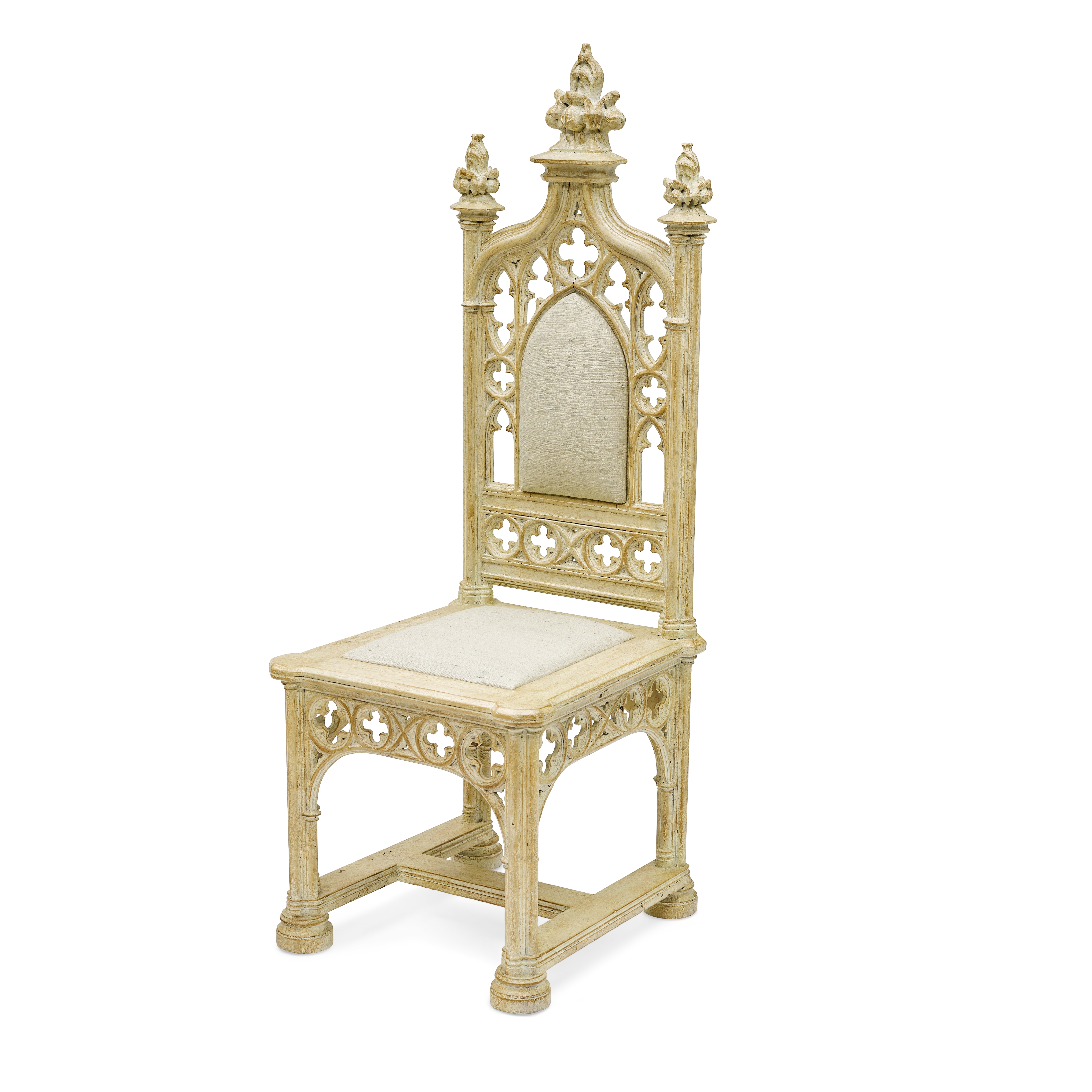 Lot 1054 - A Gone With the Wind chair from Scarlett's Atlanta mansion