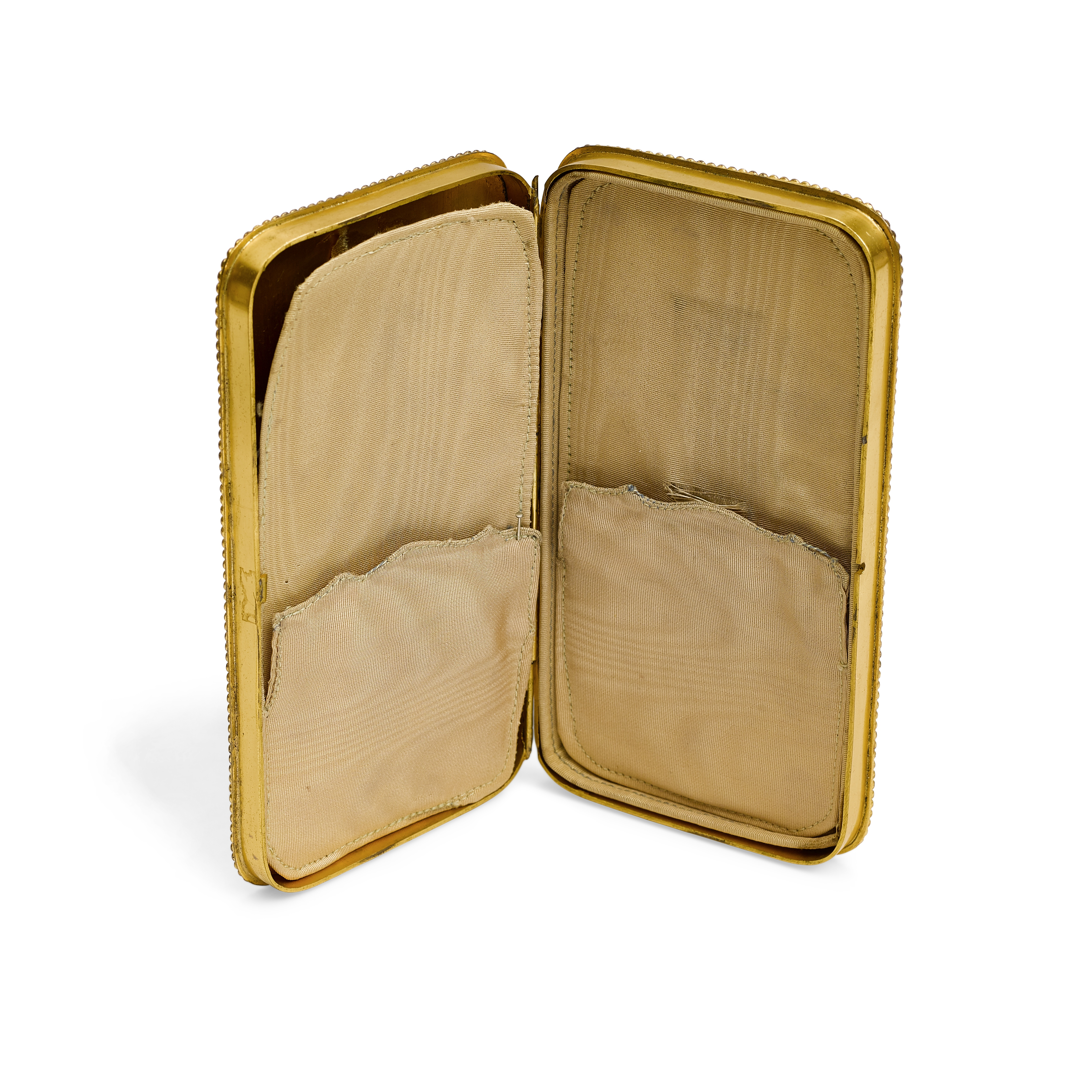 Lot 1050 - A Clark Gable cigar case from Gone With the Wind