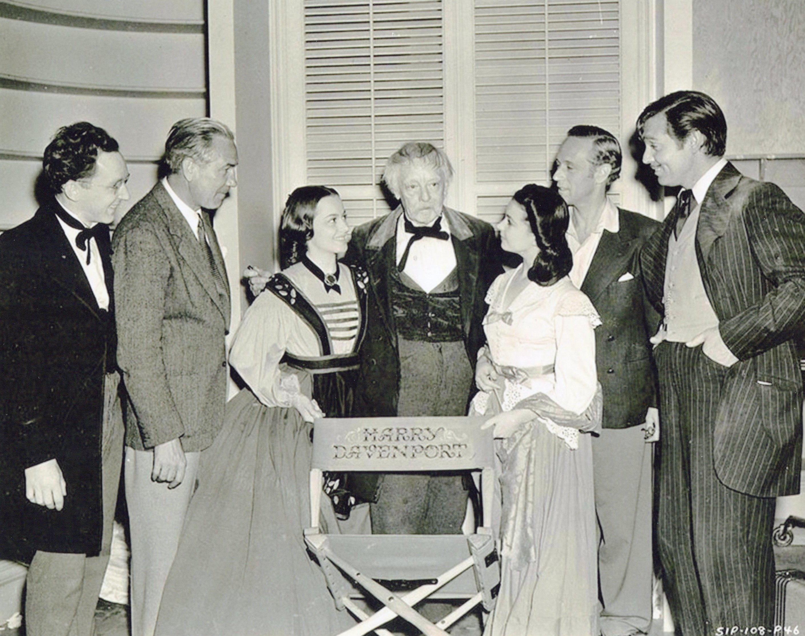 Lot 1055 - A Harry Davenport vest from Gone With the Wind